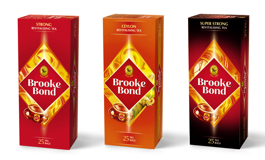 Чай Брук Бонд, Brooke Bond